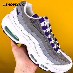 Nike Air Max 95 White Chunky Sneaker